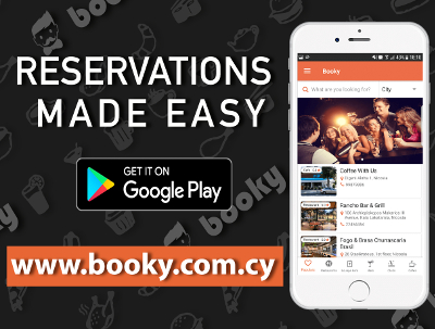 Booky Reservation App