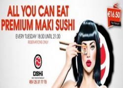 Oshi Asian Restaurant Cover Image