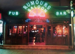 Rumours Bar Cover Image
