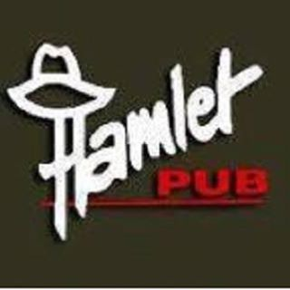 The HAMLET PUB Logo Image on XploreCyprus