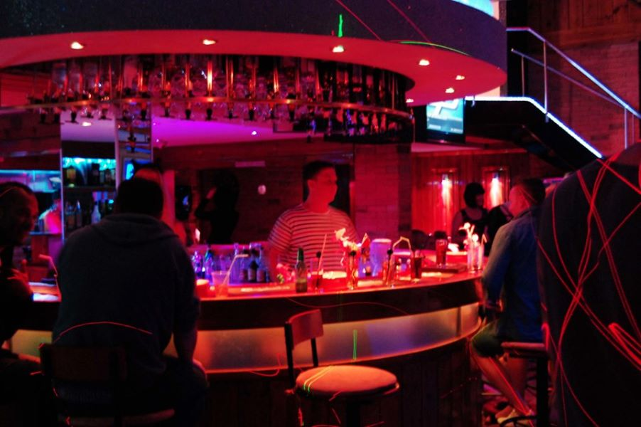 παναθηναικοσ Detail: The Box Lounge & Sports Bar