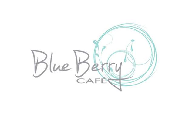 BlueBerry Cafe Logo Image on XploreCyprus