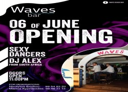 Waves Beach Bar Cover Image