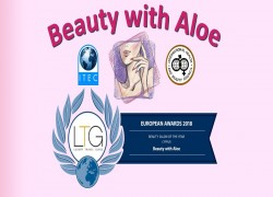 Beauty with Aloe Cover Image
