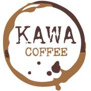 Kawa Coffee Logo Image on XploreCyprus