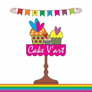 Cake V'art Logo Image on XploreCyprus