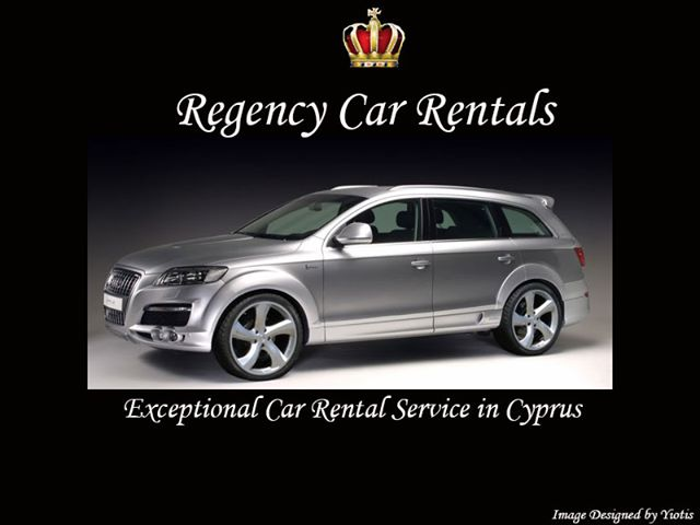 Regency Car Rentals Cover Image on XploreCyprus