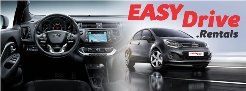 Easy Drive Rentals Cover Image on XploreCyprus