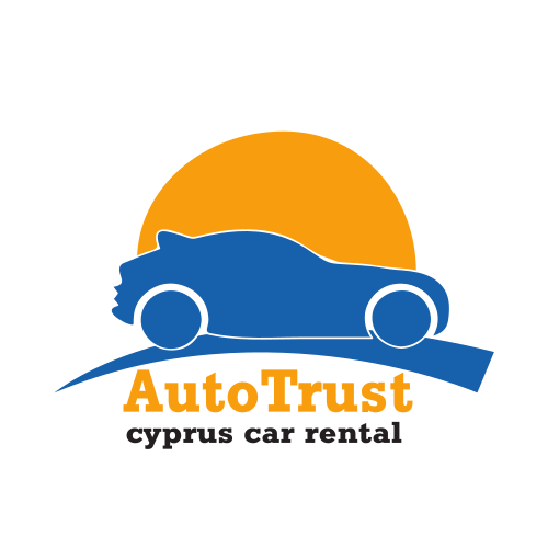 AutoTrust Cyprus Car Rental Logo Image on XploreCyprus
