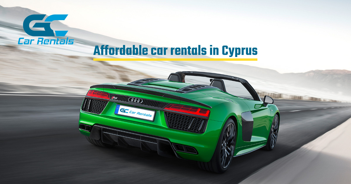 GC Car Rentals in Limassol Cover Image on XploreCyprus