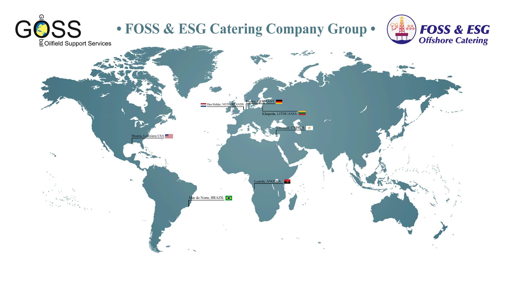 FOSS & ESG Catering Cover Image on XploreCyprus