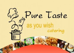 Pure Taste Catering Cover Image