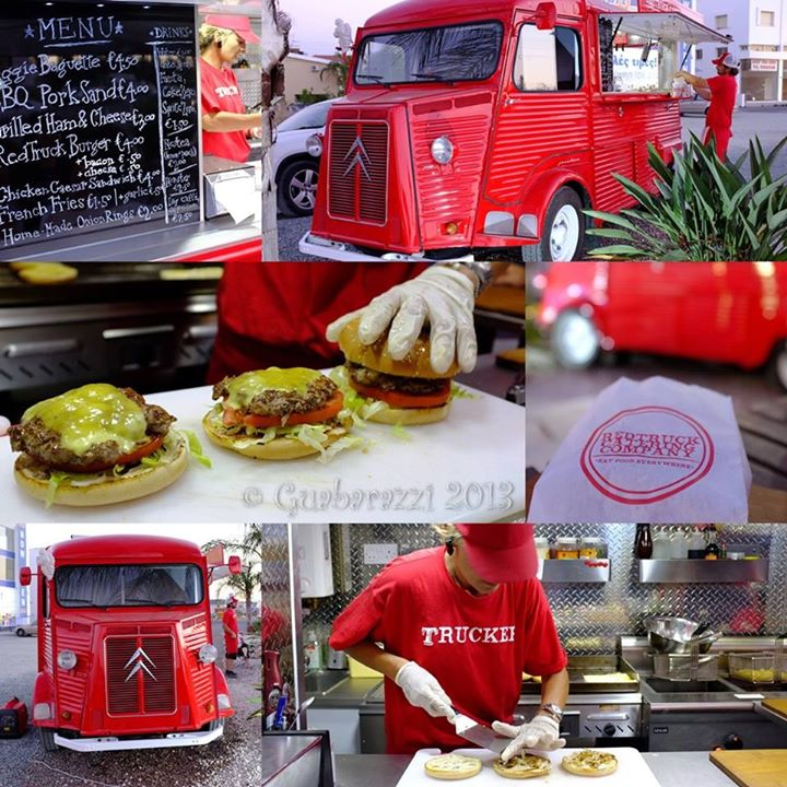 Redtruck Catering Company Cover Image on XploreCyprus