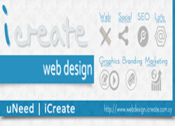iCreate Web Design Cover Image
