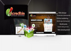 Incredible Web design & Development Cover Image