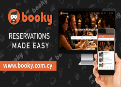 Booky Reservation System Cover Image