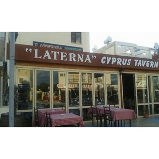 Laterna Taverna Logo Image on XploreCyprus