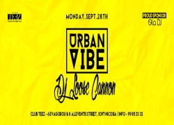 Urban Vibe Cover Image