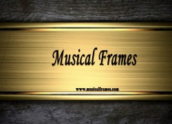 Musical Frames Cover Image