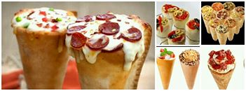 Pizza en Cono - Mackenzie Beach Profile Image  - Fast Foods - On XploreCyprus