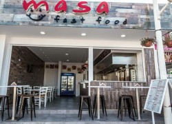 Masa Fast Food Cover Image
