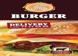 Swiss Cottage Burger Cover Image
