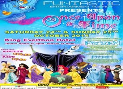 FUNTASTIC ENTERTAINMENT 'ONCE UPON A TIME' Cover Image