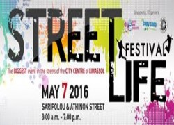 Street Life Festival Cover Image