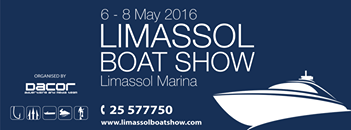 Limassol BOAT SHOW 2016 Cover Image on XploreCyprus