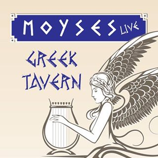 Moyses Live - Greek Tavern Logo Image on XploreCyprus