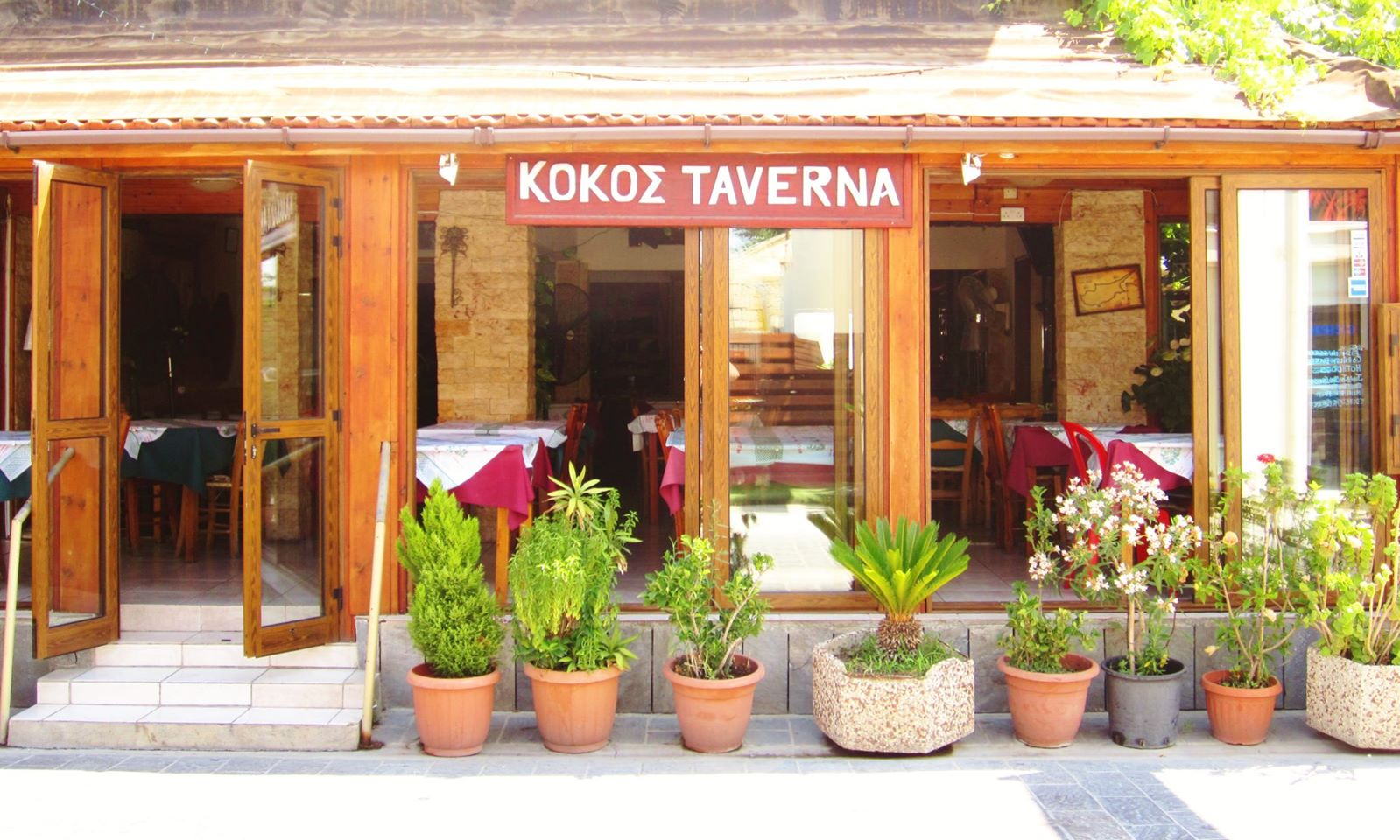 Kokos Taverna Cover Image on XploreCyprus