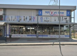 Sport line fitness center cy Cover Image