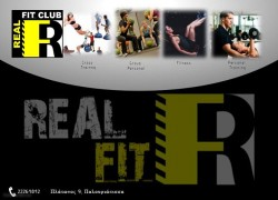 Real FiT Cover Image