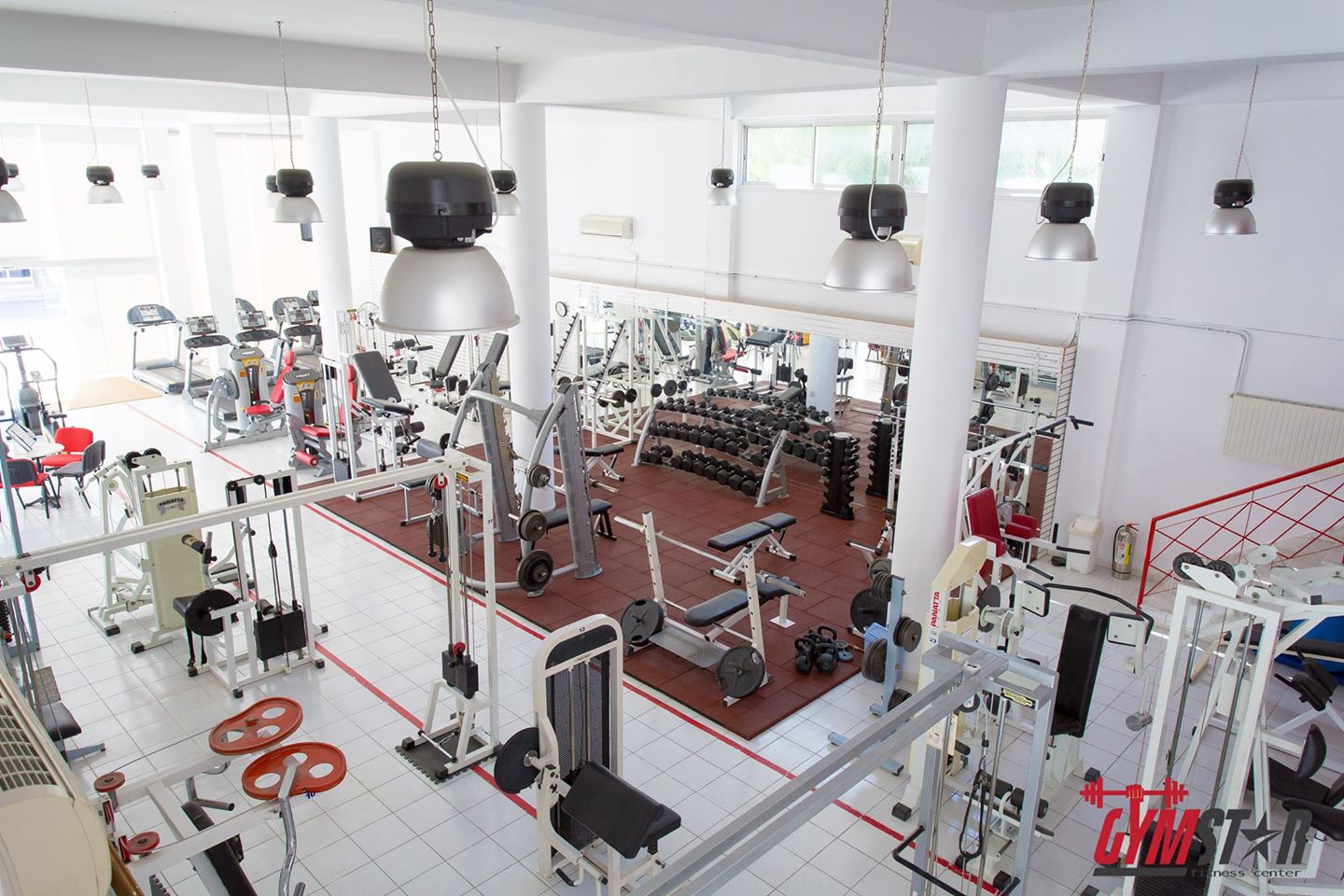 Gym Star Fitness Center Larnaca Cover Image on XploreCyprus