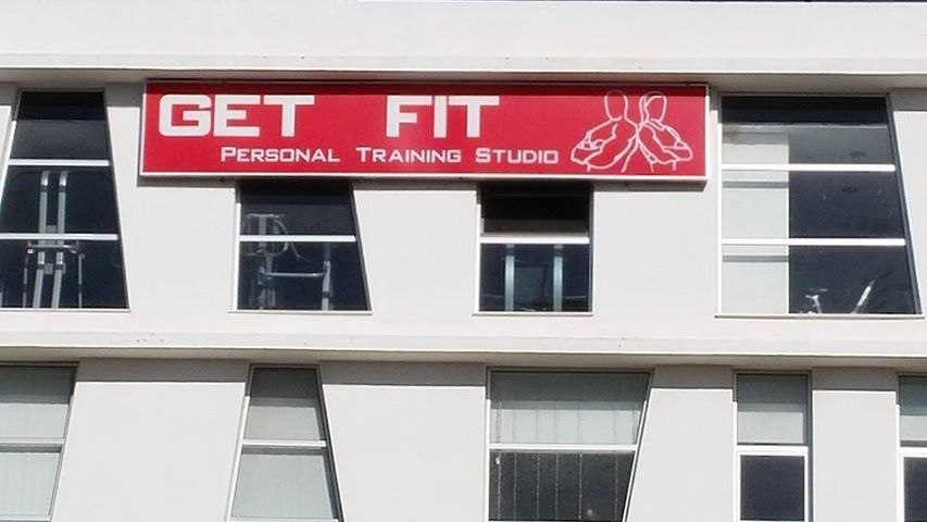 Get Fit Personal Training Studio And GYM Cover Image on XploreCyprus