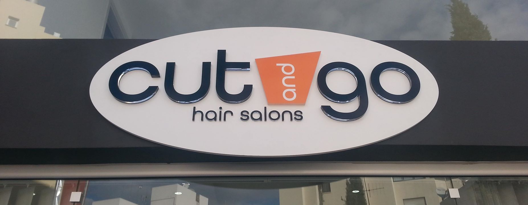 Cut and Go Hair Salons Profile Image  - Hairdressers - On XploreCyprus