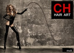 CH Hair Art Cover Image