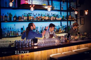 Elixir Cocktail Bar Profile Image  - Lounge Bars - On XploreCyprus