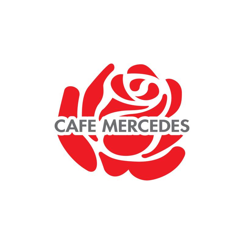 Cafe Mercedes Logo Image on XploreCyprus