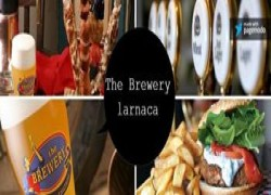 The Brewery Larnaca Cover Image