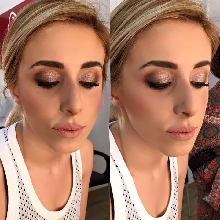 AnDrie TheoDorou MakeUp Artist Profile Image  - Make Up Artists - On XploreCyprus