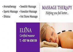 Best massage in Limassol Cover Image