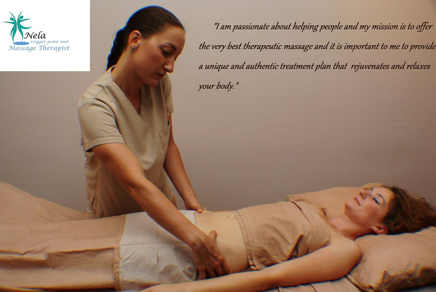 Nela Massage Therapy Cover Image on XploreCyprus