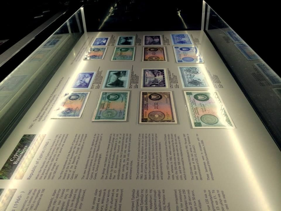 Museum Of The History Of Cypriot Coinage Profile Image  - Museums & Collections - On XploreCyprus
