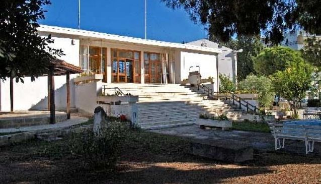 Larnaka District Archaeological Museum Cover Image on XploreCyprus