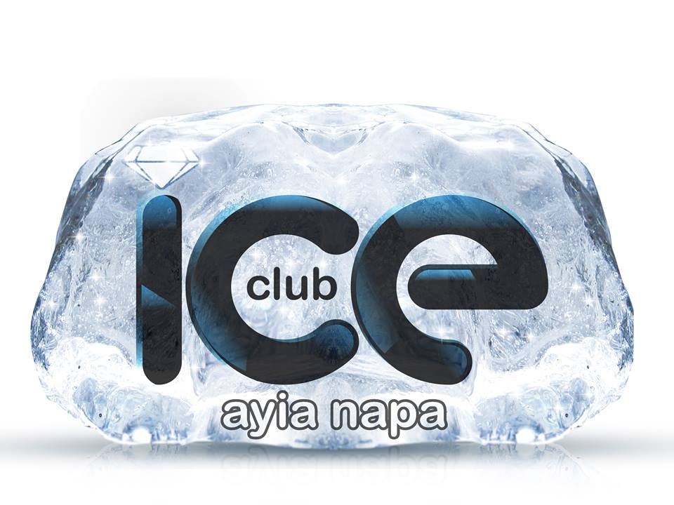 Club Ice Logo Image on XploreCyprus