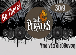 Zouk Pirates Bay Club Cover Image