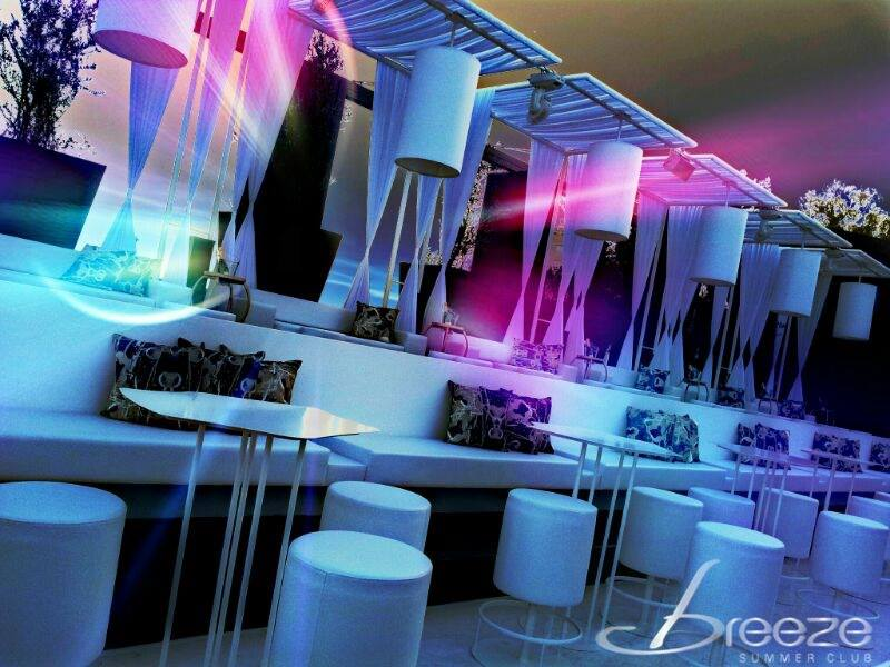 Breeze  Profile Image  - Night Clubs  - On XploreCyprus
