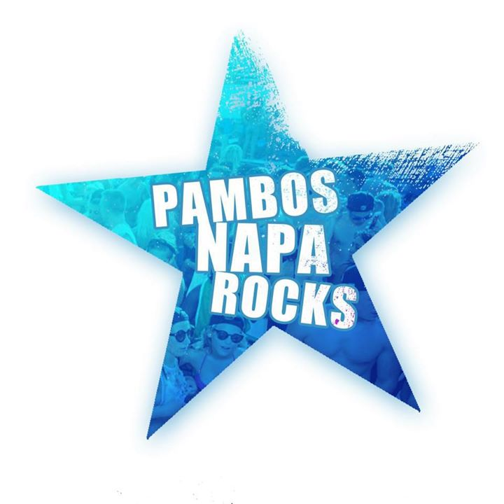 Pambos Napa Rocks Cover Image on XploreCyprus