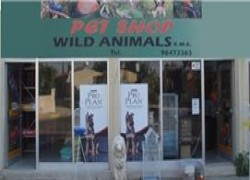 Pet Shop Wild Animals Cover Image